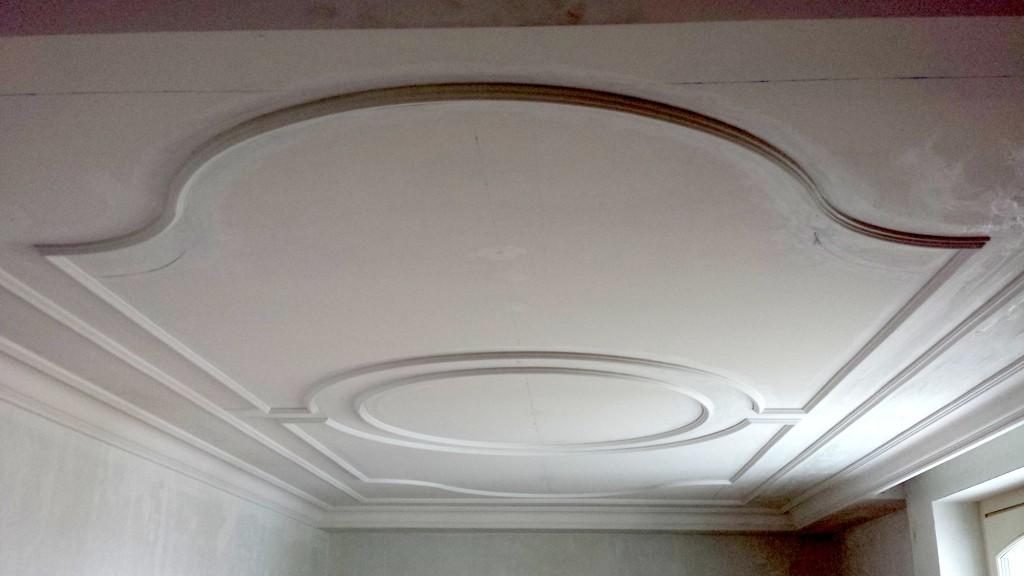Decorazioni Soffitto Gesso: Decorazioni soffitto polistirolo isotermo di roberto asciuti.