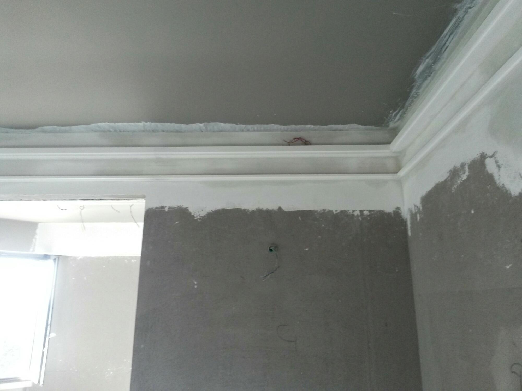Decorazioni in gesso a parete in brescia e provincia - Decorazioni gesso ...